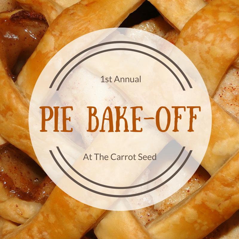 Pie Bake-Off